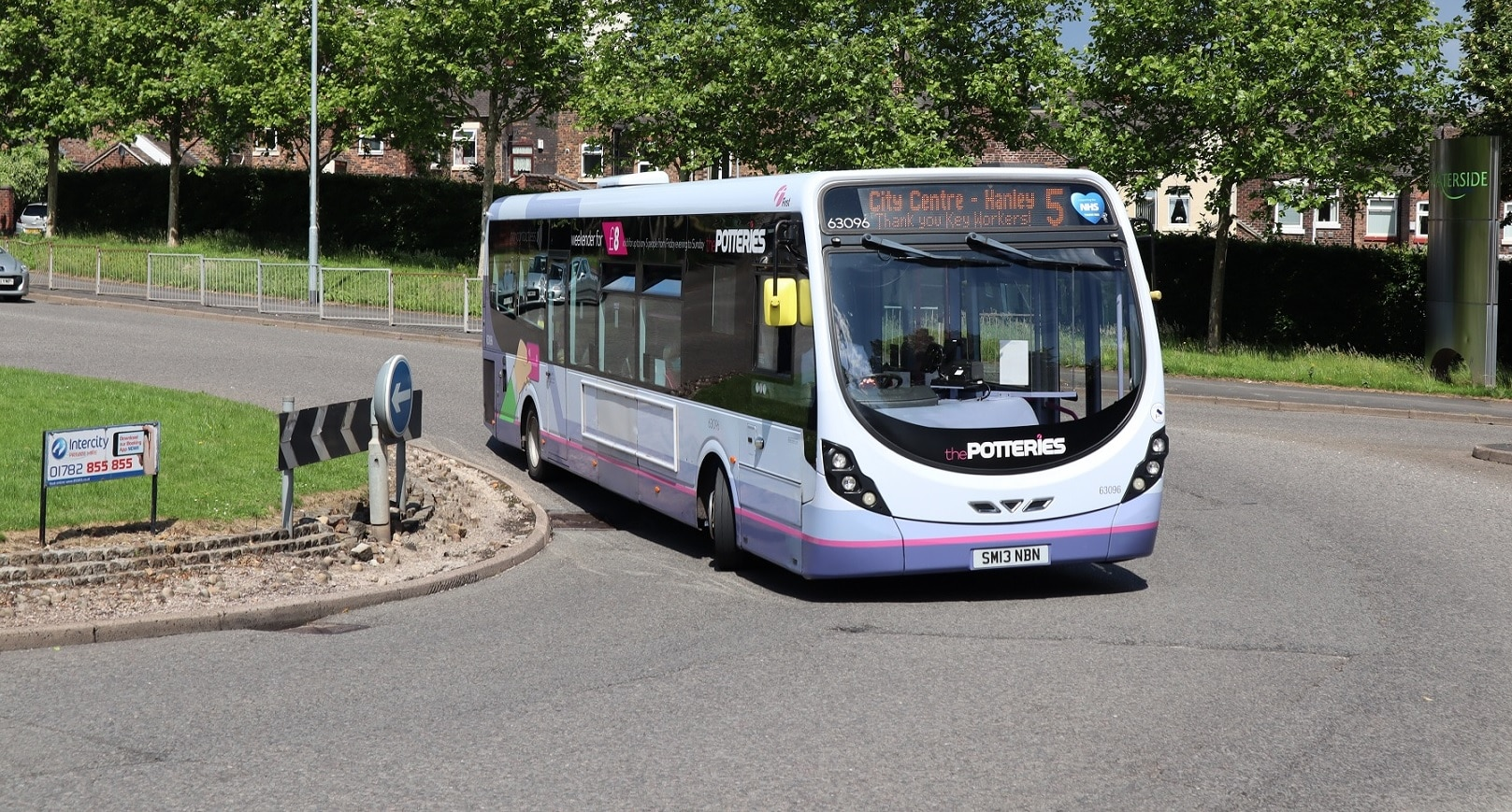 First Bus Euro VI retrofit on 1,000 vehicles