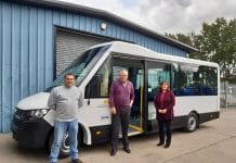 Ryedale Community Transport Mellor Tucana