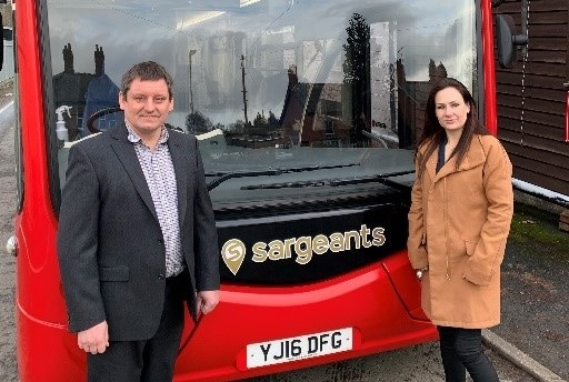 Sargeants Brothers goes contactless with Ticketer