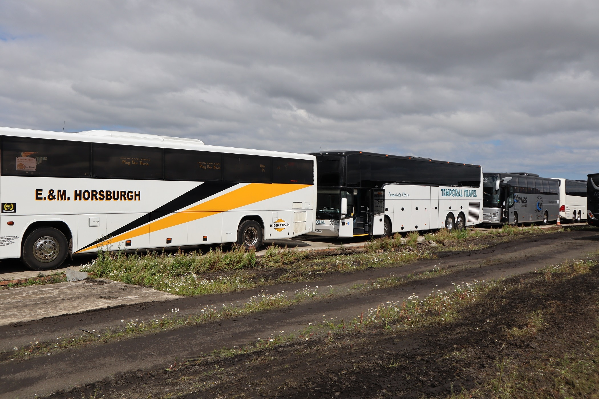 Coach Operators Fund in Scotland set for launch in February 2021
