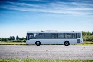 Equipmake battery-electric bus
