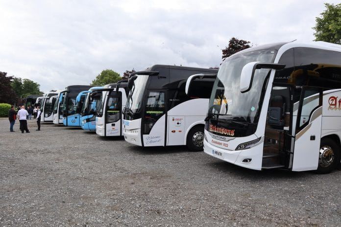 Coach industry lobbying event on 10 February