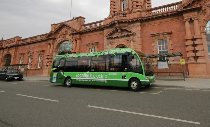Proposed bus cuts in Nottingham