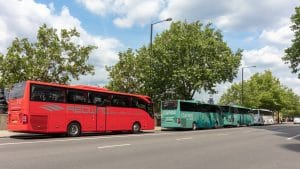 Coach industry call for clarity amid England roadmap publication