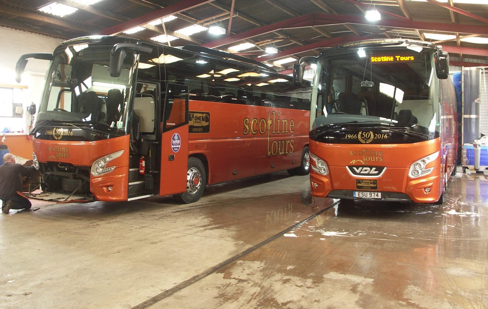 Scotland coach operators support fund opens