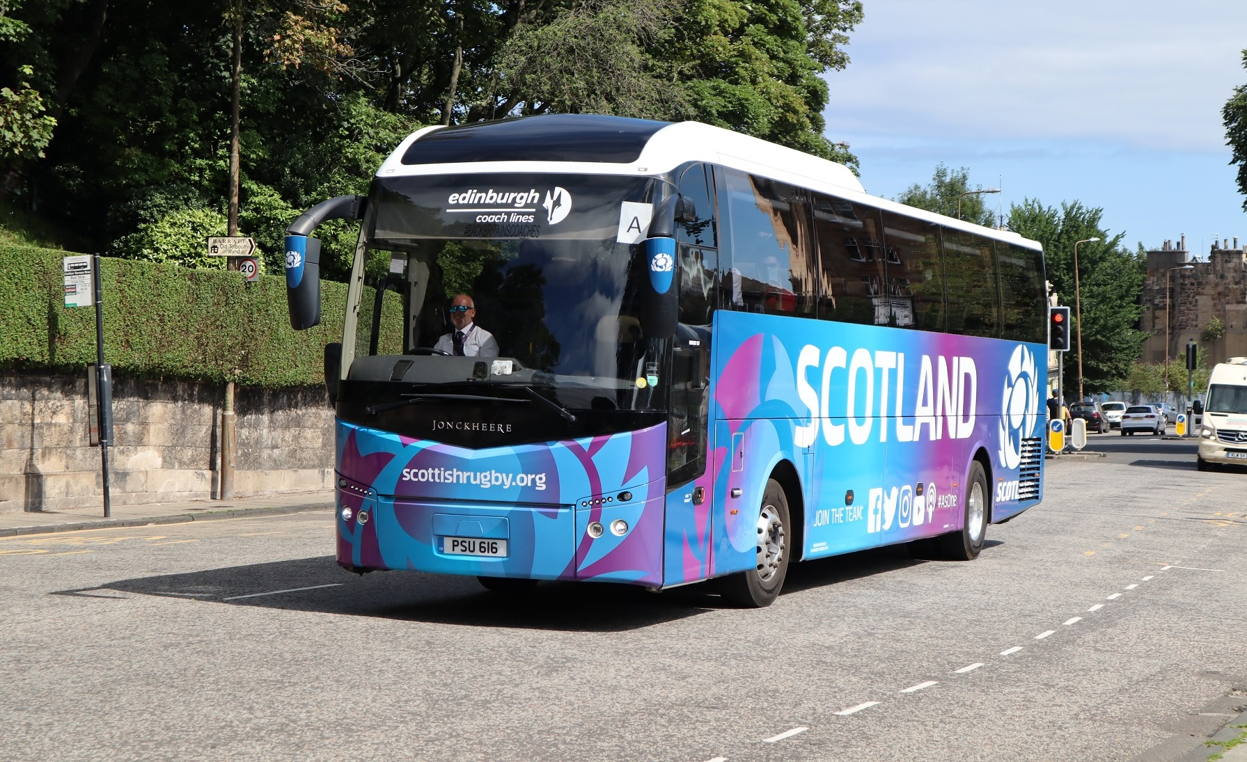 Scottish coach operator fund doubled to £10m