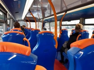 Will bus policy benefit patronage recovery rates?