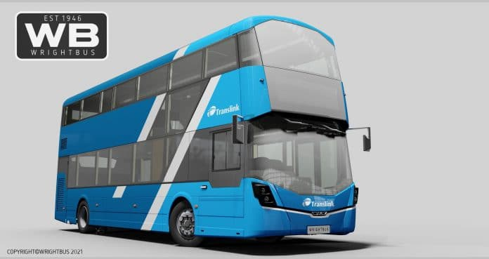 Wrightbus Voith VEDS