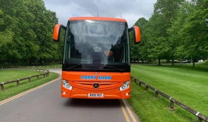 Restart Grant position for coach operators position criticised by CTA