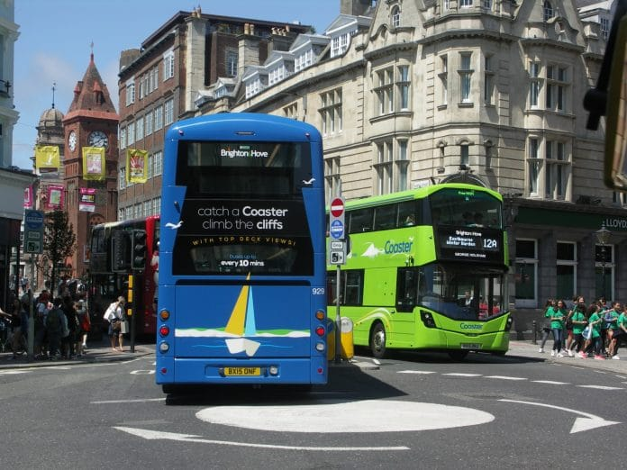 Consultation for the end of new diesel bus sales in England