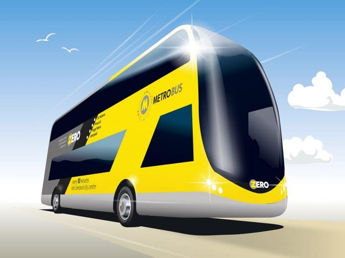 Liverpool City Region hydrogen buses project set for approval