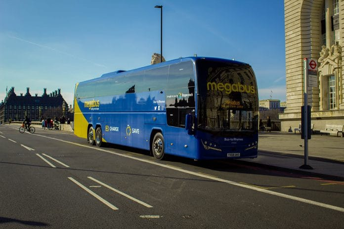 Megabus services in England and Wales to restart on 29 March