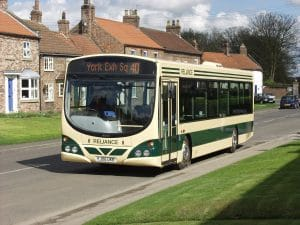 National Bus Strategy for England launched