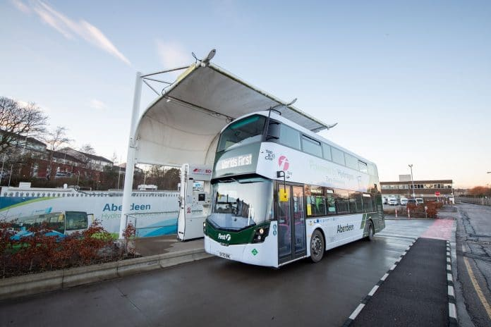 Funding for zero emission coach and bus powertrain R&D