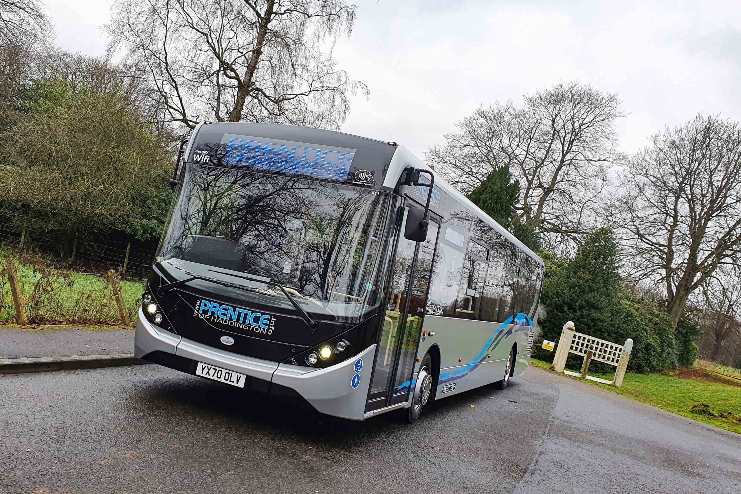 Prentice of Haddington Enviro200