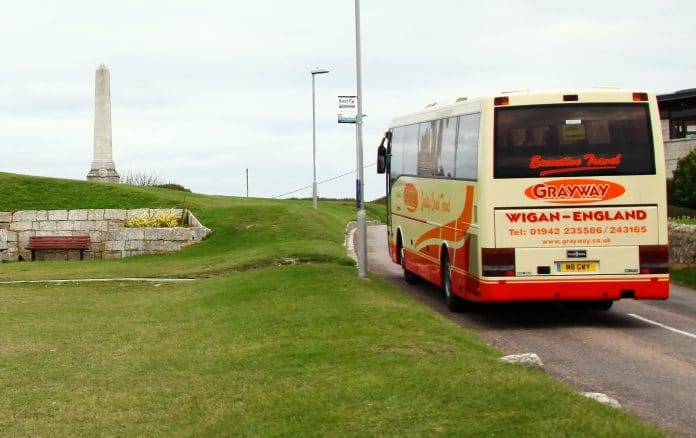 Coach tour operators in England excluded from Restart Grant payments