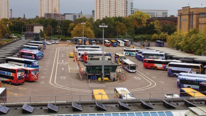 Further £61.4m to support bus services in Scotland