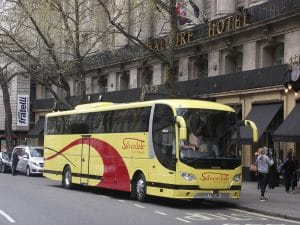 Coach industry Transport Select Committee evidence session