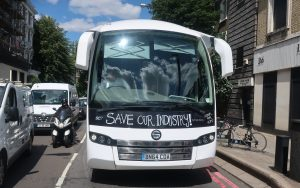 Coach industry plight examined by Transport Select Committee
