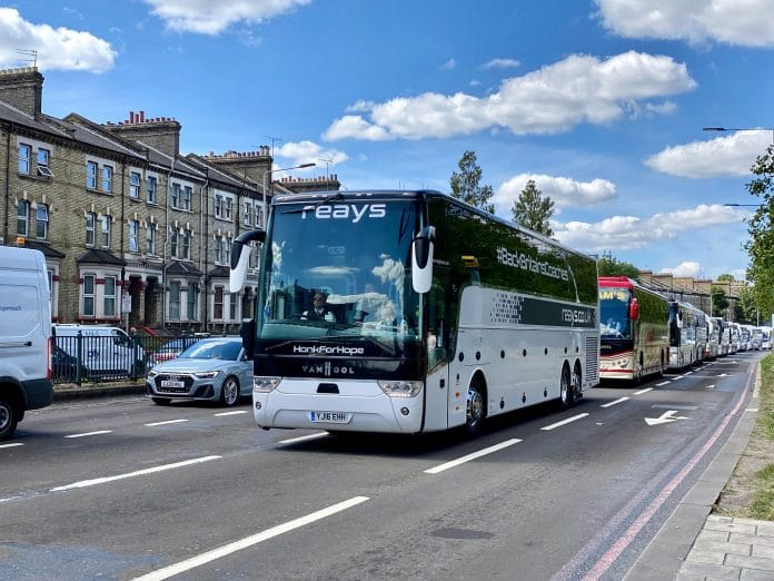 Coach industry examined by Transport Select Committee
