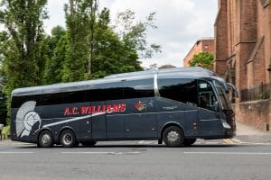 Coach industry examined by the Transport Select Committee