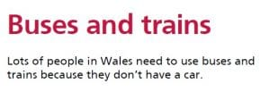 Wales Transport Strategy 2021