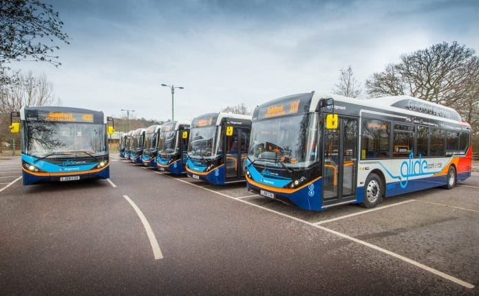 £120m ZEBRA buses scheme launched in England
