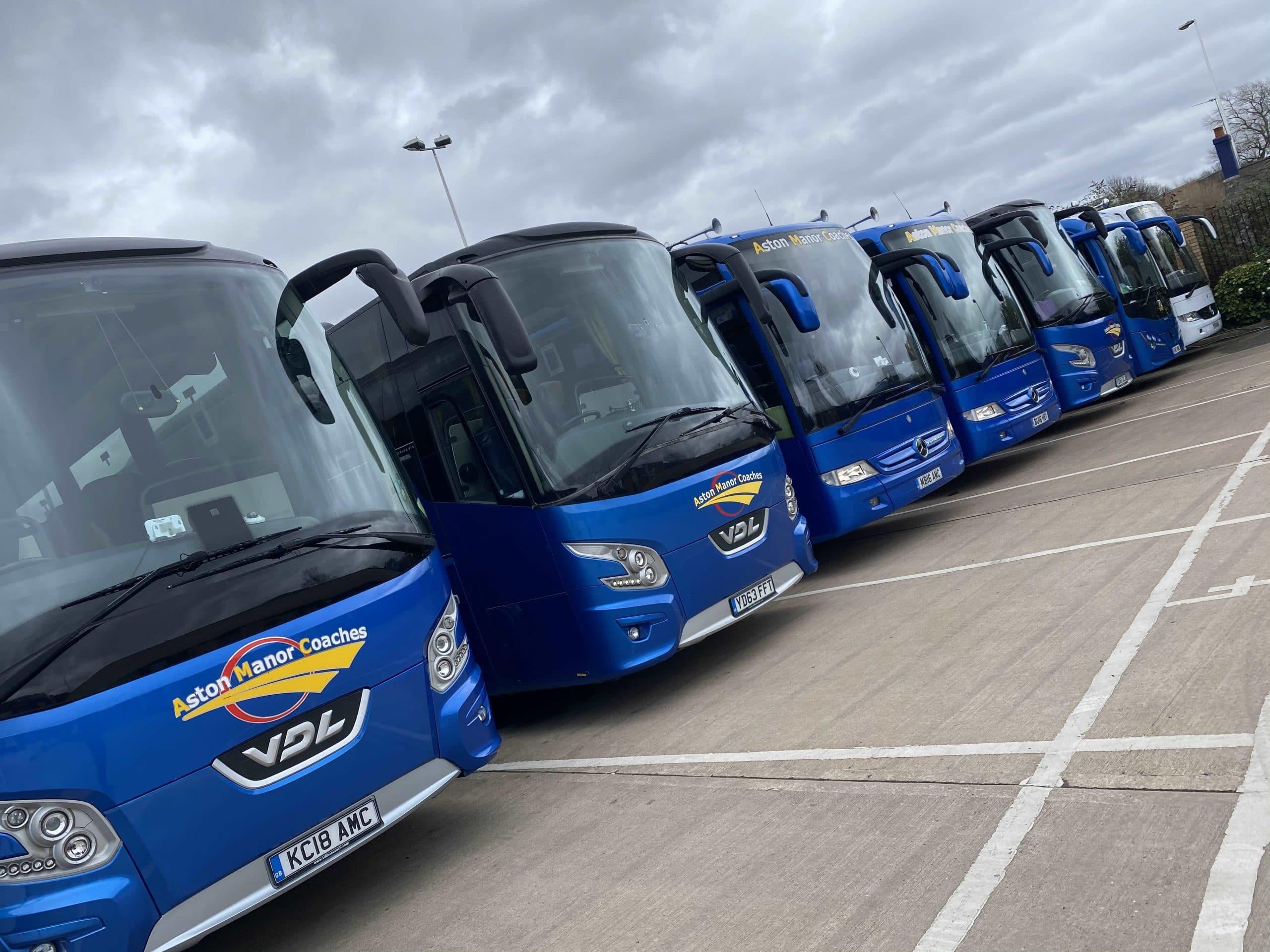 Aston Manor Coaches
