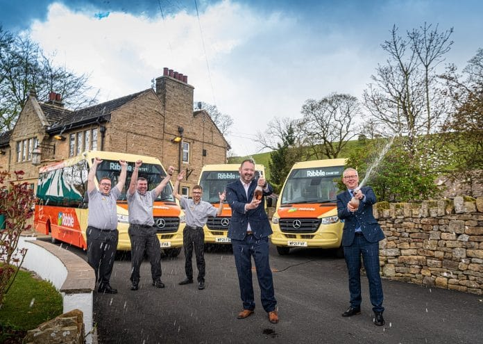 Ribble Country network launched by Transdev Blazefield