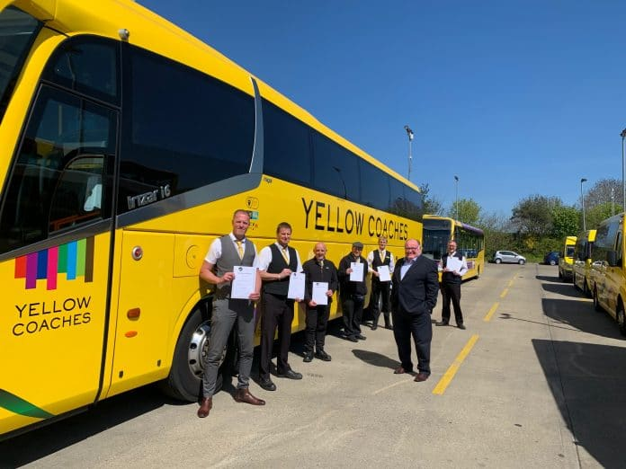 Yellow Buses engages customer service training provider