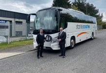 Stanley Travel VDL Bus and Coach UK