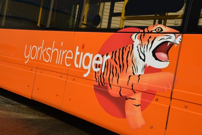 Trandev to purchase Yorkshire Tiger from Arriva