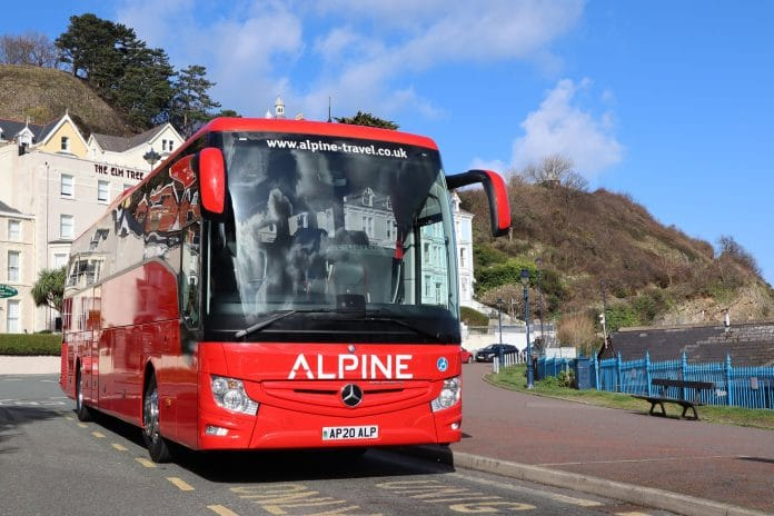 Alpine Travel fits ActivFilter systems to tour coaches