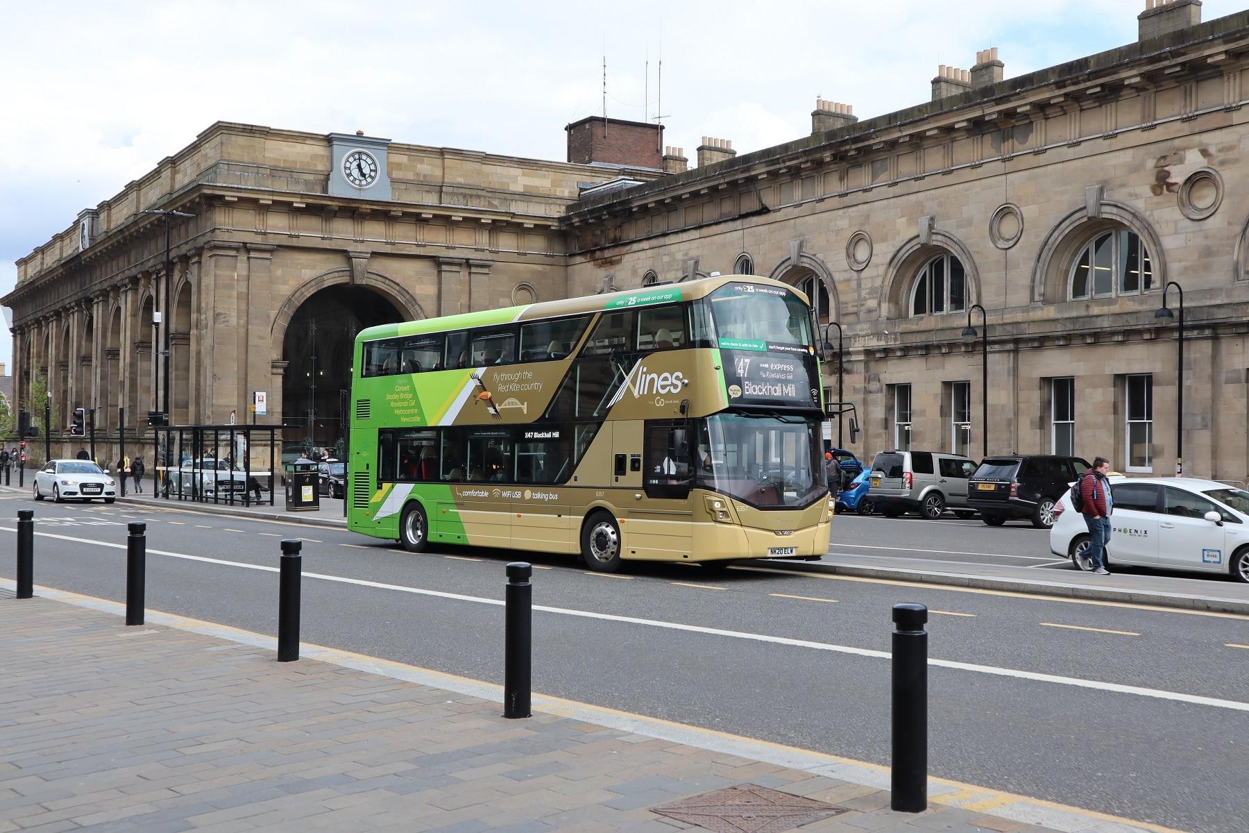 Bus Service Improvement Plan guidance published