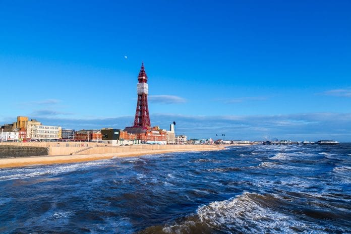 Blackpool coach parking free in 2021