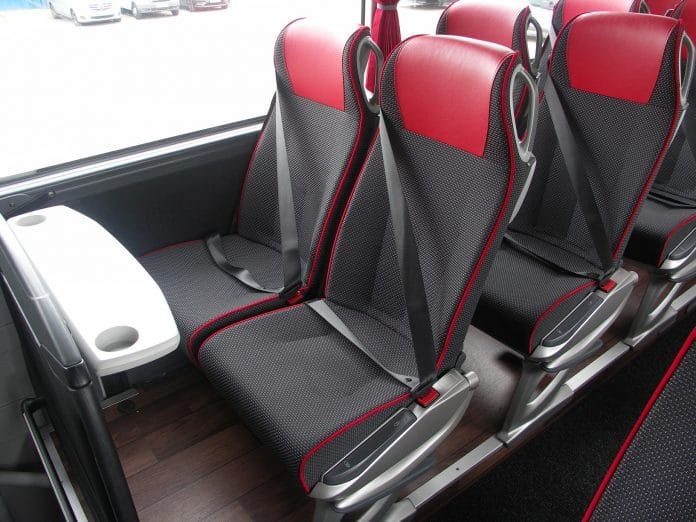 CPT risk based case for use of all forward facing coach seats