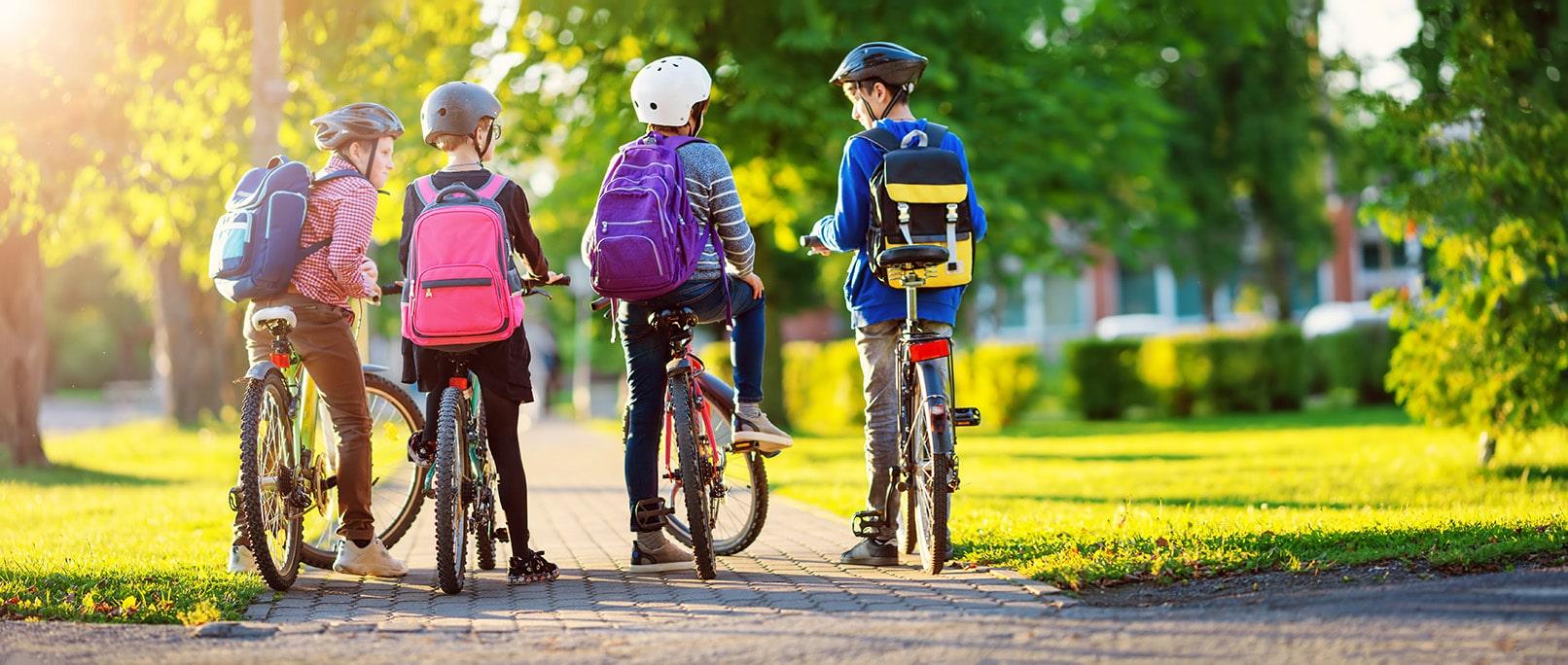 Free bikes for kids scheme