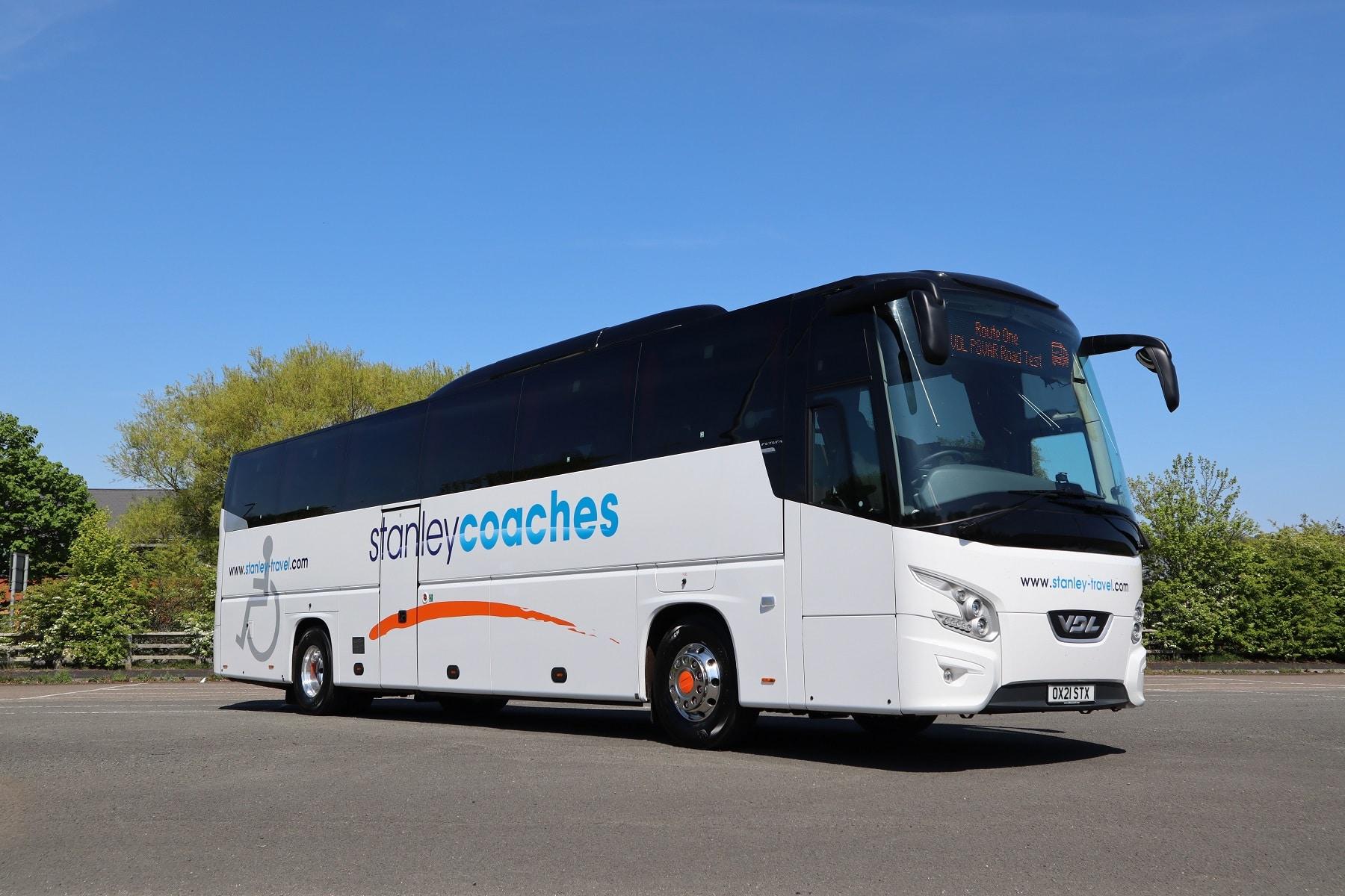 PSVAR compliant VDL Futura FHD2 of Stankey Travel