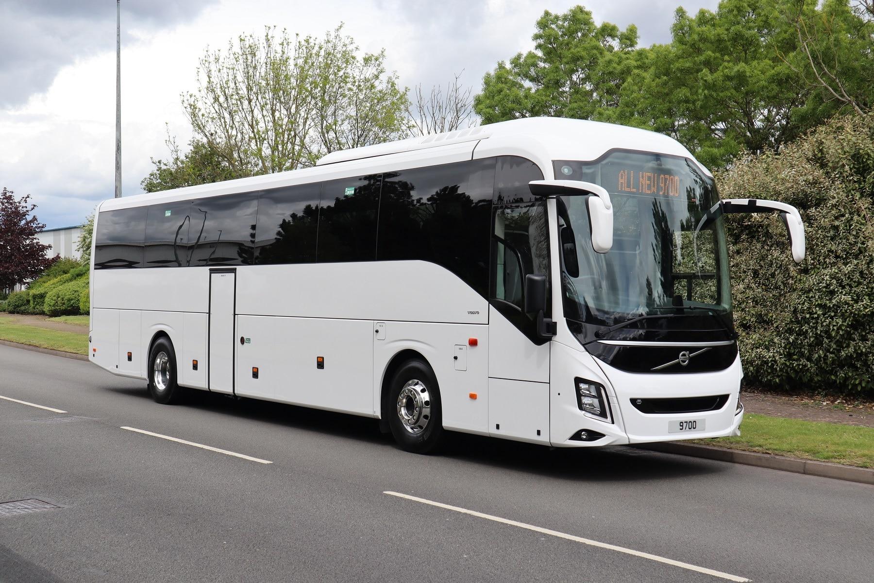 Volvo 9700 in Coventry