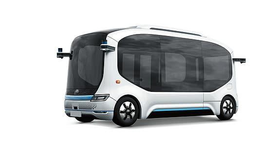 Yutong Xiaoyu 2.0 autonomous bus