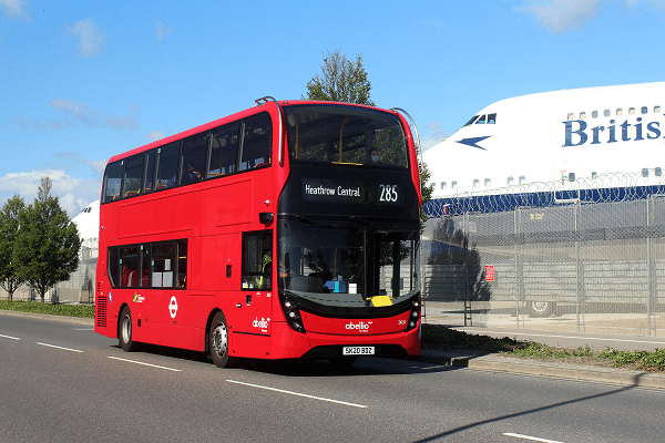 Abellio London becomes capital's first cloud connected bus fleet