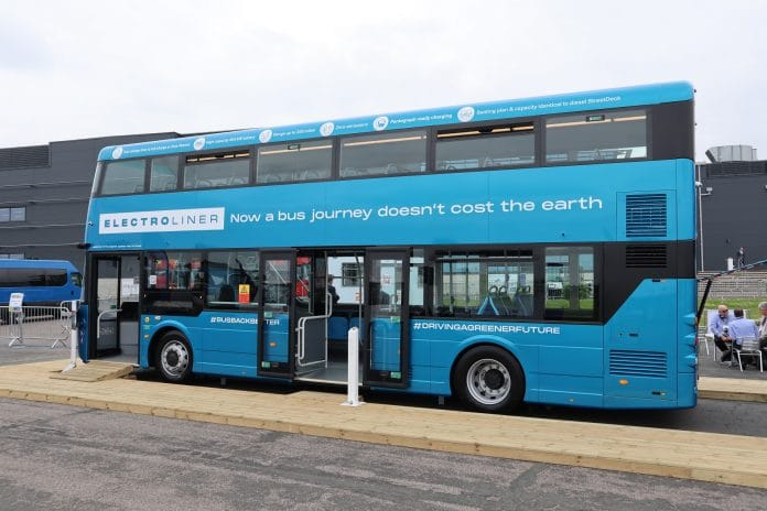 Fuze launched to provide asset finance on zero-emission buses