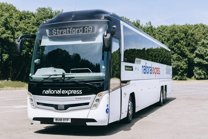 National Express network to grow further on 30 July