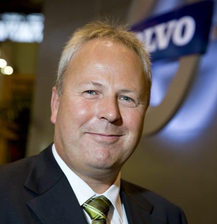 Nick Page of Volvo Bus to retire at the end of 2021