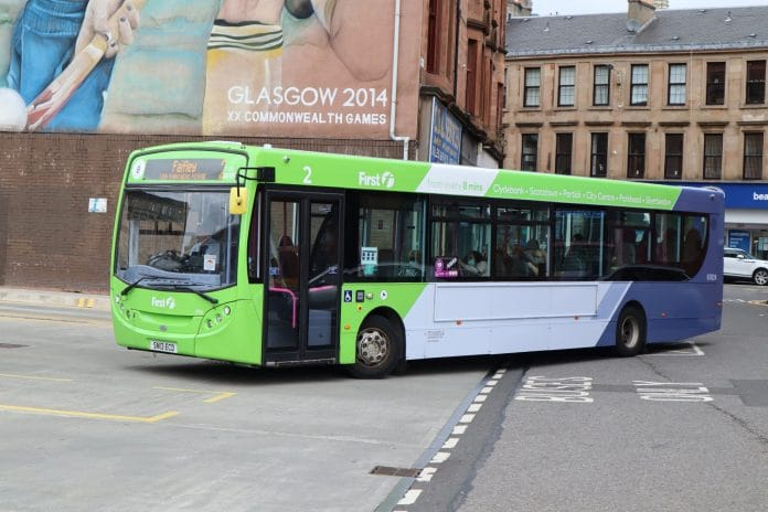Free bus travel for young people in Scotland from 31 January 2022