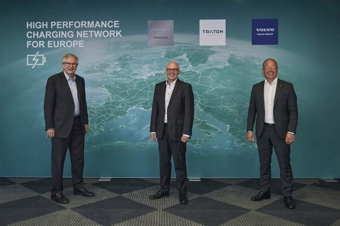 OEMs agree to European charging network that will suit battery electric coaches