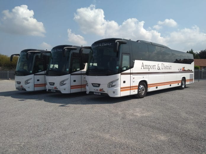 Amport and District VDL Futura FHD2s