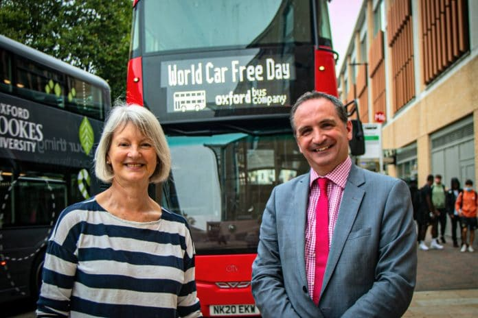 Oxford Bus Company Back to Bus - Phil Southall - September 2021