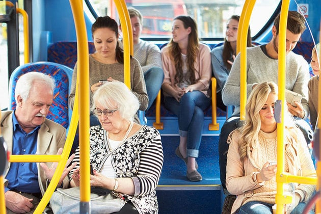 CPT and DfT webinar to examine the safety of women on buses