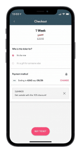 Passenger launches discount codes capability